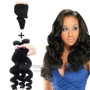 Unprocessed Remy Brazilian Human Hair Weavon   Hair Beauty for sale in Delta State, Ika South