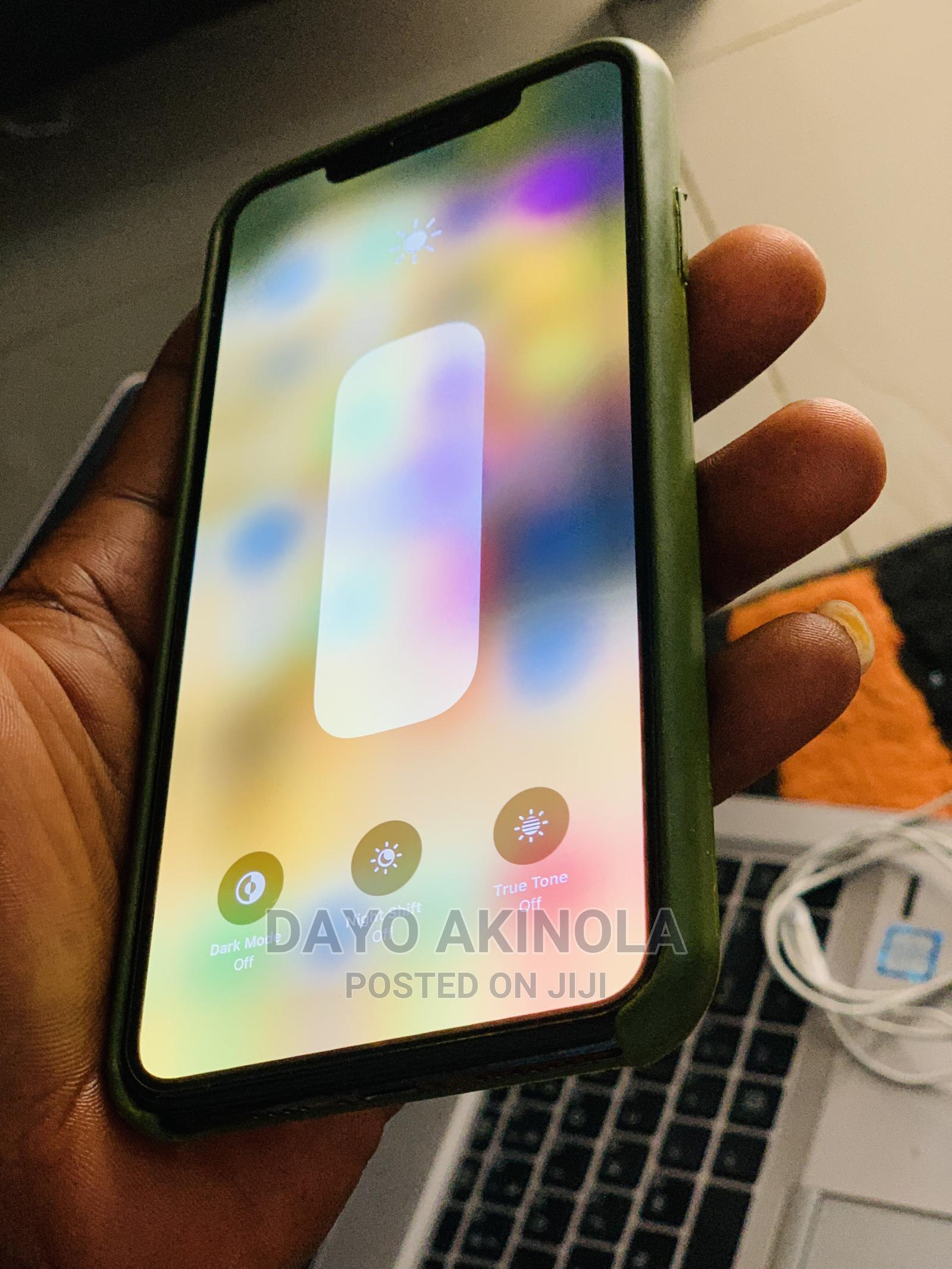 Apple iPhone XS Max 64 GB Black   Mobile Phones for sale in Asokoro, Abuja (FCT) State, Nigeria