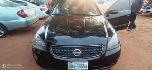 Nissan Altima 2005 2.5 Black | Cars for sale in Abuja (FCT) State, Gwarinpa