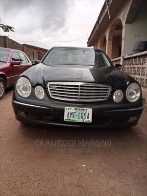 Mercedes-Benz E320 2005 Black | Cars for sale in Oyo State, Ibadan