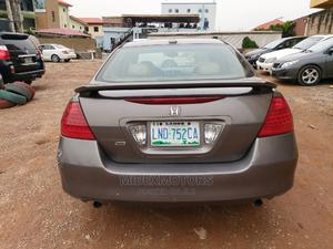 Honda Accord 2007 2.4 Exec Gray | Cars for sale in Lagos State, Ikeja
