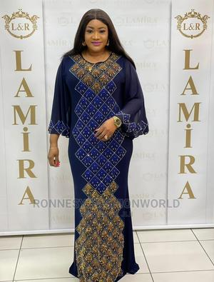 Elegant Classic Trendy Female Quality Long Gown | Clothing for sale in Lagos State, Ikeja