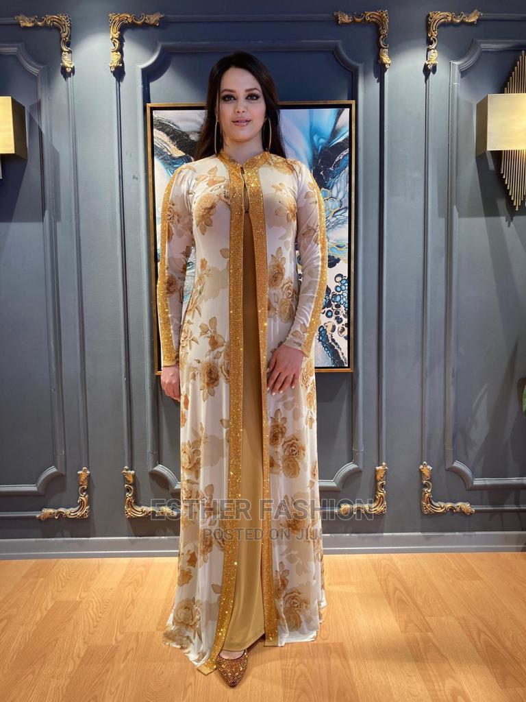 Female Quality Turkey Long Dress