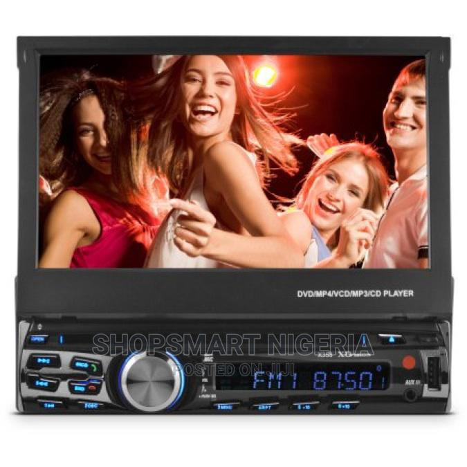 7 Inch In-Dash Touchscreen Dvd Receiver With Bluetooth | Vehicle Parts & Accessories for sale in Ika South, Delta State, Nigeria