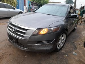 Honda Accord CrossTour 2011 EX-L AWD Gray | Cars for sale in Lagos State, Surulere