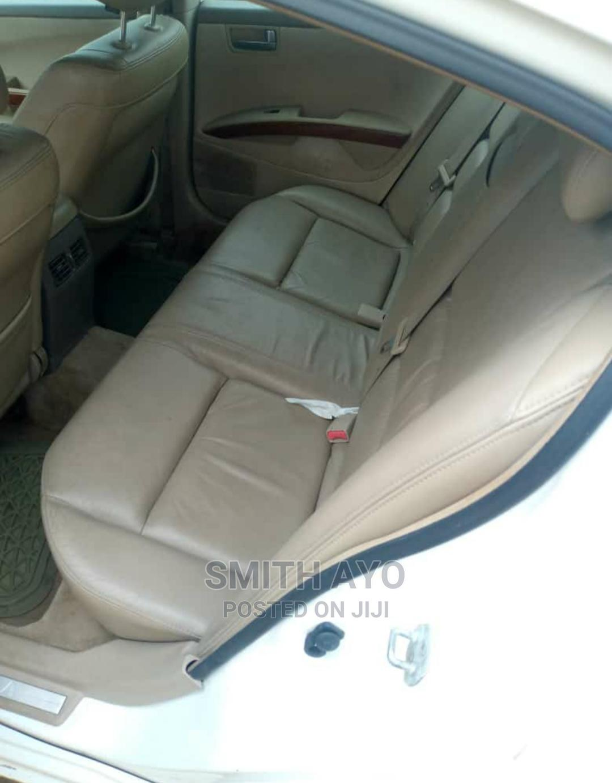 Archive: Nissan Maxima 2005 White