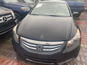 Honda Accord 2010 Sedan EX Automatic Black | Cars for sale in Lagos State, Amuwo-Odofin