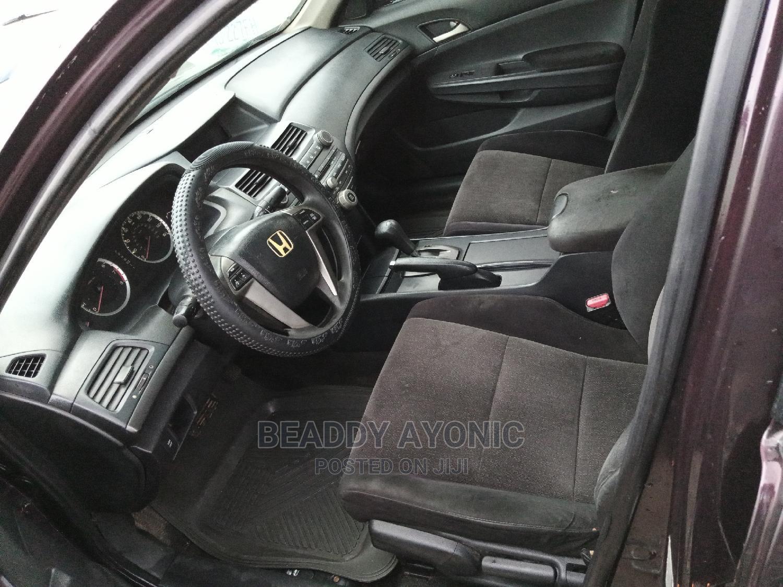 Archive: Honda Accord 2008 Brown