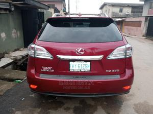 Lexus RX 2010 350 Red   Cars for sale in Lagos State, Ikeja