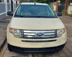 Ford Edge 2007 SE 4dr AWD (3.5L 6cyl 6A) Beige | Cars for sale in Lagos State, Ajah