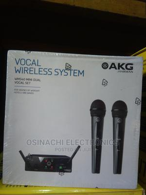AKG Wireless Microphone | Audio & Music Equipment for sale in Lagos State, Ojo
