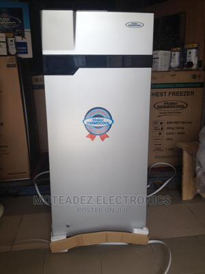 Haier Thermocool 185L Energy Saving Refrigerator (HR-185BS) | Kitchen Appliances for sale in Lagos State, Ojodu
