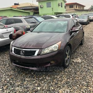 Honda Accord 2008 2.0 Comfort Other | Cars for sale in Lagos State, Agege