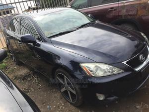 Lexus IS 2008 Blue   Cars for sale in Lagos State, Isolo