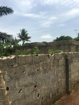 Land With Uncompleted Building For Sale | Land & Plots For Sale for sale in Badagry, Oko Afo
