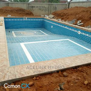 Swimming Pool Construction   Building & Trades Services for sale in Abuja (FCT) State, Jabi