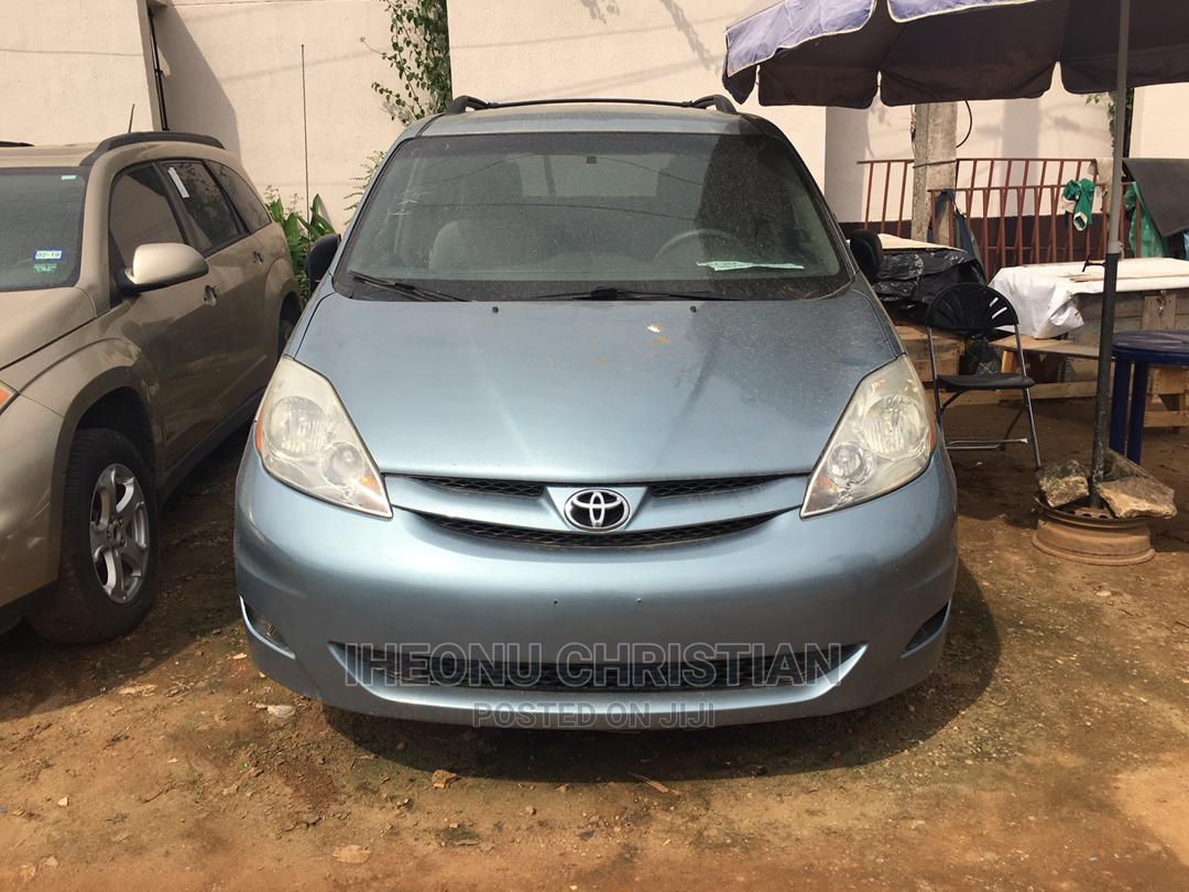 Toyota Sienna 2007 XLE Limited Blue   Cars for sale in Oshodi, Lagos State, Nigeria