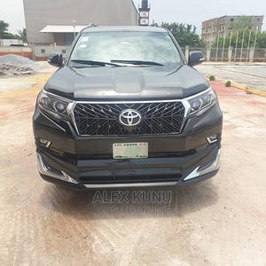Toyota Land Cruiser Prado 2019 Black | Cars for sale in Lagos State, Ajah