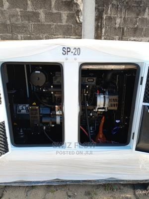20kva Perkins Soundproof Generator | Electrical Equipment for sale in Lagos State, Ikoyi