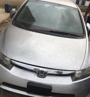 Honda Civic 2006 1.4 Silver | Cars for sale in Lagos State, Oshodi