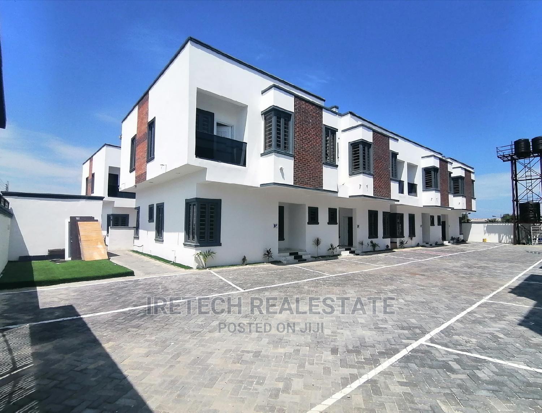 3bdrm Duplex in 3 Bedroom Terrace, Lekki for Sale