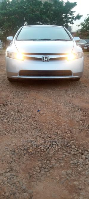 Honda Civic 2009 1.8i VTEC Automatic Gray | Cars for sale in Abuja (FCT) State, Central Business Dis