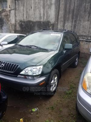 Lexus RX 2002 Green | Cars for sale in Lagos State, Isolo