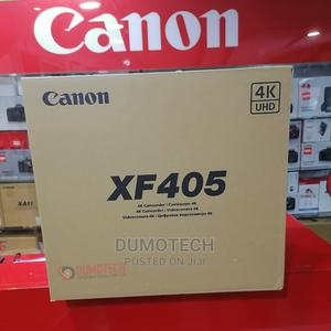 Canon XF405 4k Camcorder | Photo & Video Cameras for sale in Lagos State, Ikeja
