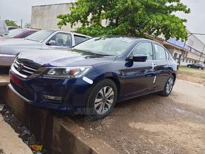 Honda Accord 2014 Blue | Cars for sale in Kaduna State, Kaduna / Kaduna State