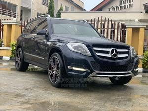 Mercedes-Benz GLK-Class 2014 350 4MATIC Blue | Cars for sale in Lagos State, Lekki