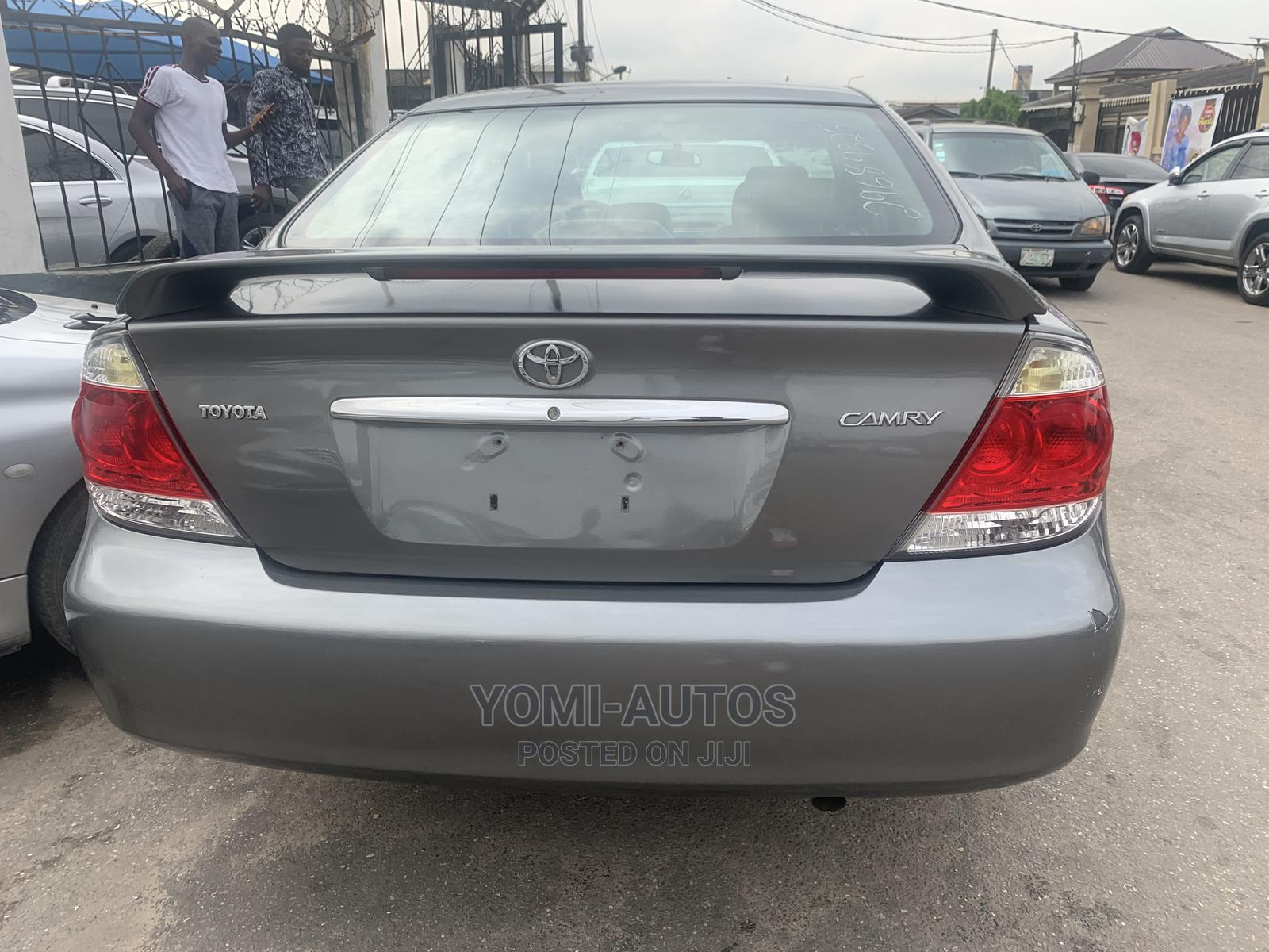 Toyota Camry 2005 Gray | Cars for sale in Surulere, Lagos State, Nigeria
