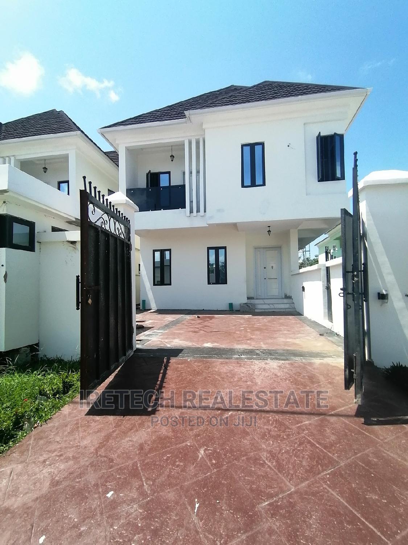 5bdrm Duplex in 5 Bedroom Ajah, Lekki for Sale