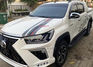Toyota Hilux 2017 TRD White 4x4 White | Cars for sale in Lagos State, Ajah