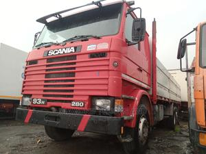 Scania 93 Pick Up Truck 8 Tyres | Trucks & Trailers for sale in Lagos State, Apapa