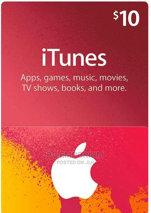 iTunes Gift Card US - $10 | Accessories & Supplies for Electronics for sale in Abuja (FCT) State, Gudu