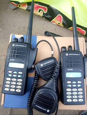 Motorola Gp380 Walking Talking   Security & Surveillance for sale in Lagos State, Ojo