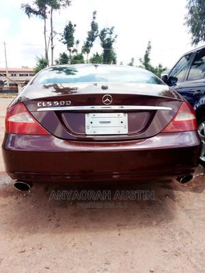 Mercedes-Benz CLS 2007 Red | Cars for sale in Enugu State, Enugu