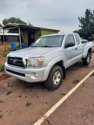Toyota Tacoma 2008 4x4 Access Cab Silver | Cars for sale in Ondo State, Akure