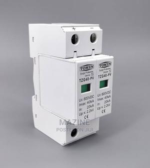 Tomzn DC SPD 600v (Surge Protector Device) | Accessories & Supplies for Electronics for sale in Lagos State, Abule Egba