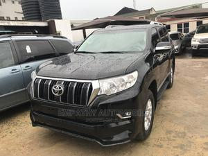 Toyota Land Cruiser Prado 2018 Black | Cars for sale in Lagos State, Ojodu