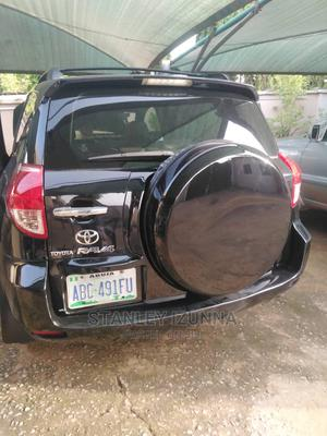 Toyota RAV4 2008 2.0 VVT-i Black   Cars for sale in Abuja (FCT) State, Lugbe District