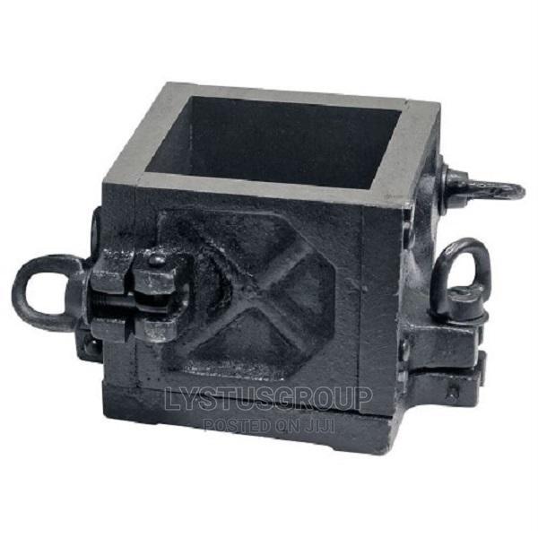Concrete Test Cube Mould 150mm X 150mm 150mm