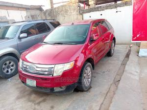 Ford Edge 2008 Red | Cars for sale in Lagos State, Ikotun/Igando