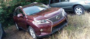 Lexus RX 2015 Brown | Cars for sale in Delta State, Warri
