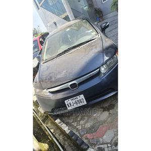 Honda Civic 2008 Blue | Cars for sale in Lagos State, Ajah