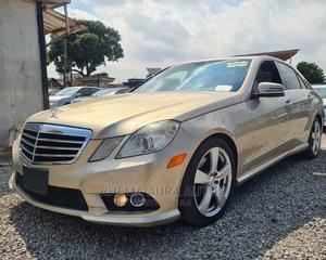 Mercedes-Benz E350 2010 Gold | Cars for sale in Lagos State, Yaba