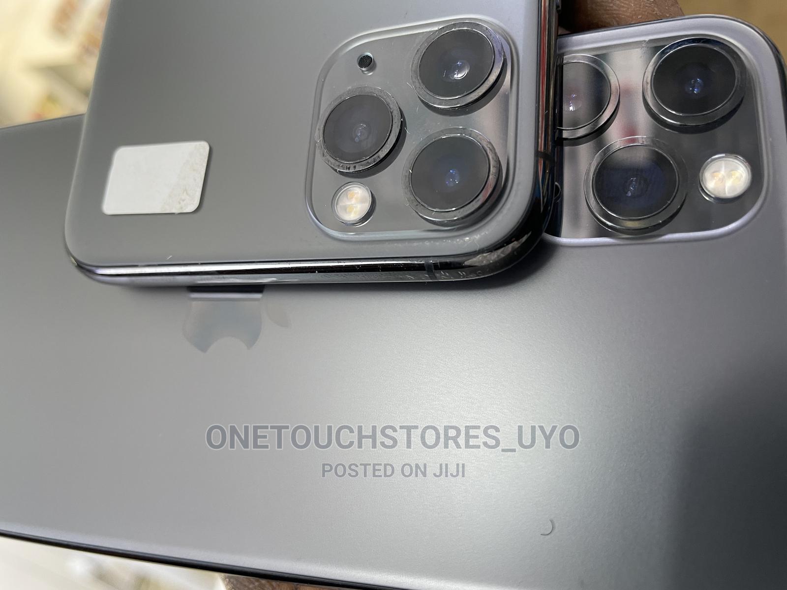 Apple iPhone 11 Pro Max 64 GB Gray | Mobile Phones for sale in Uyo, Akwa Ibom State, Nigeria