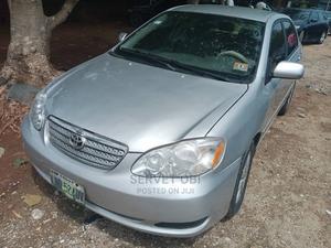 Toyota Corolla 2005 Silver | Cars for sale in Abuja (FCT) State, Gwarinpa