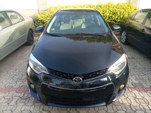Toyota Corolla 2015 Black | Cars for sale in Kaduna State, Kaduna / Kaduna State