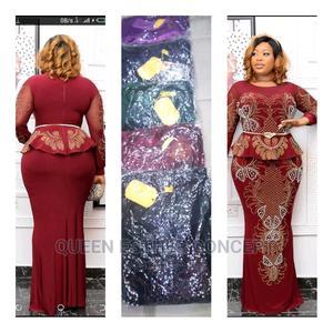 Women Velvet Gown | Clothing for sale in Lagos State, Ojodu